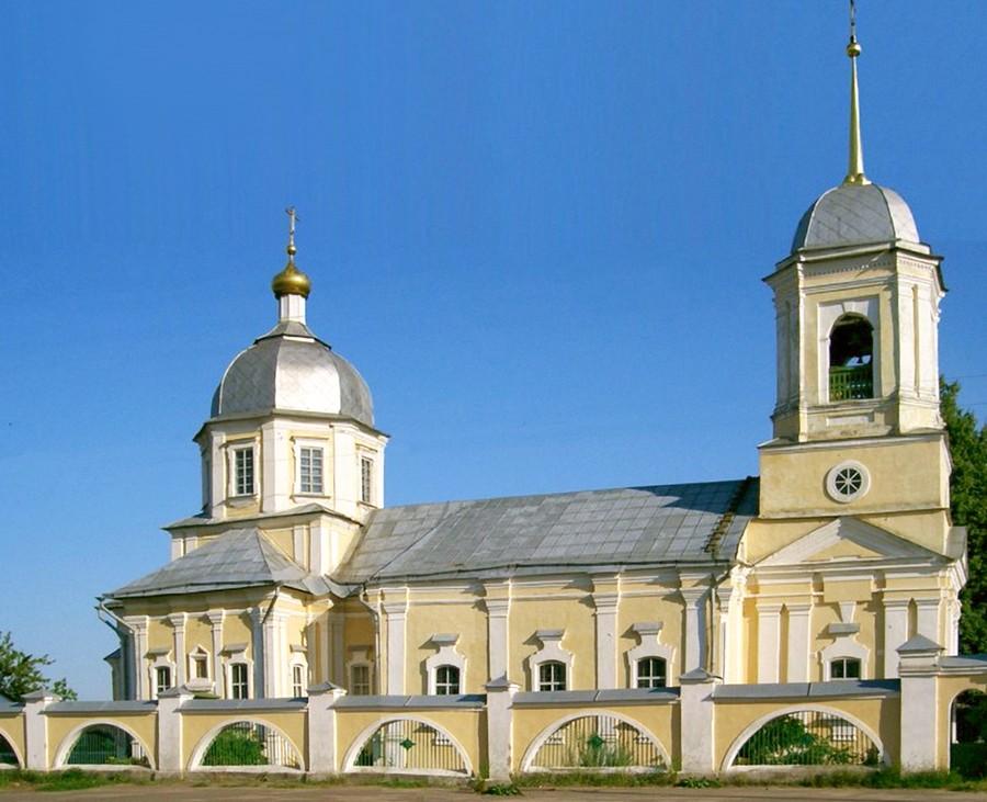 -церковь дмитрия солунского владимир: